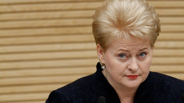 Lithuanian president describes Belarusian-Russian wargame as demonstration of preparations for war against West