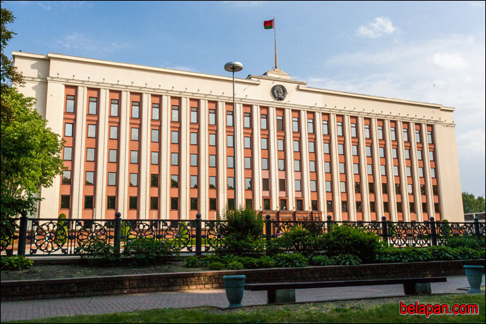 Lukashenka approves 30-percent reduction in staff of Presidential Administration