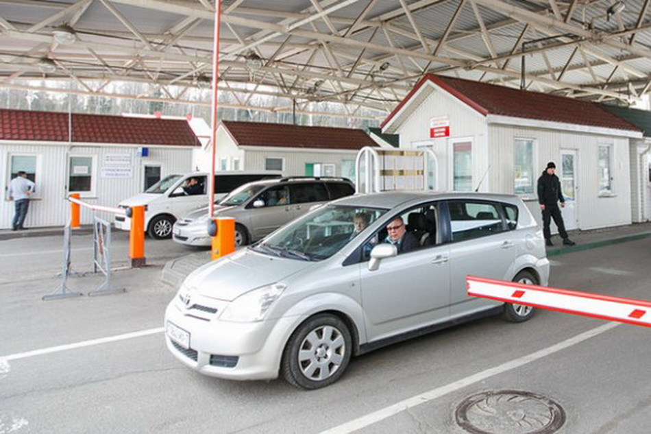 New international checkpoint opens on Belarus-Lithuania border