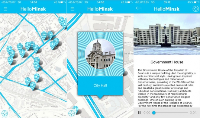 Belarus in pocket: 5 handy travel apps you can use