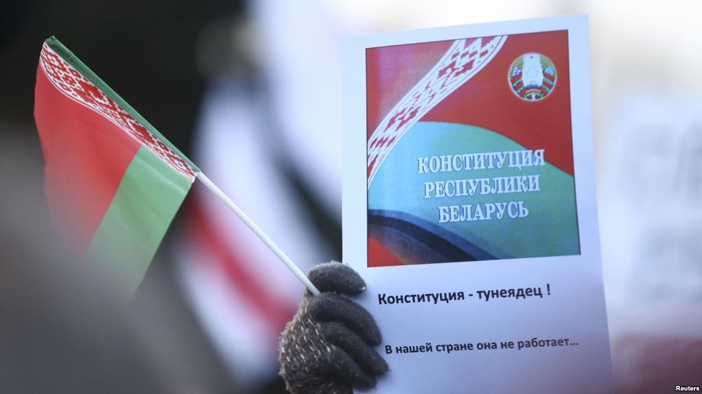 Podcast: The Belarusian Spring