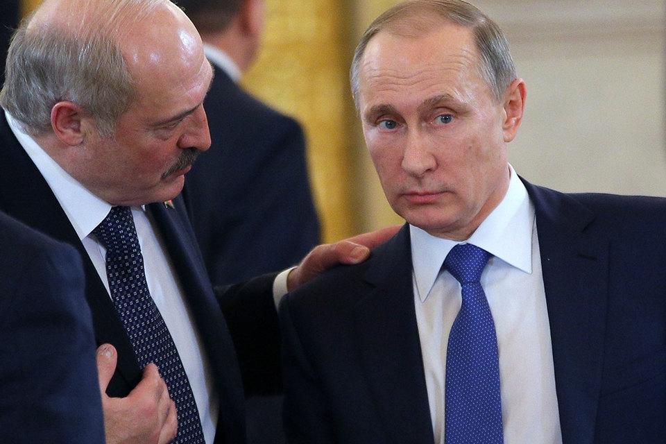 Лукашенко: Санкционную продукцию вБеларусь завозят русские злоумышленники сбольшой дороги