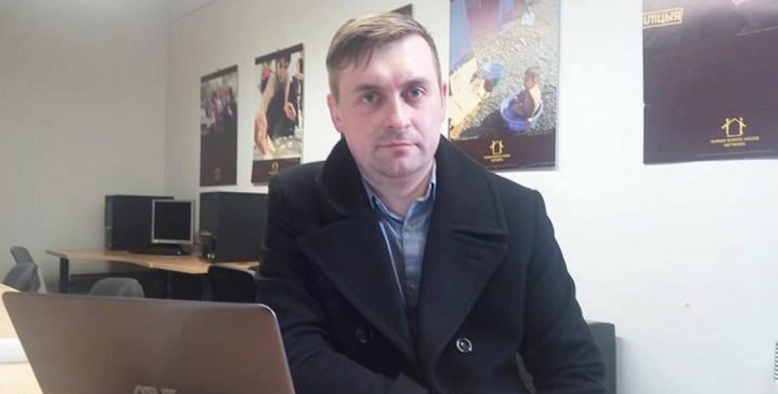 Activist Andrei Stryzhak arrested, goes on hunger strike