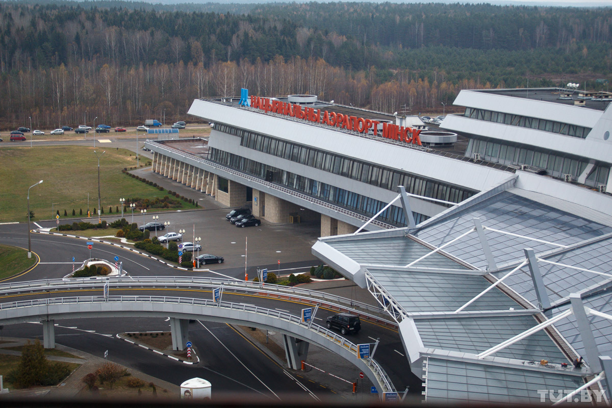 Minsk airport passenger traffic grows by 30% in January-March