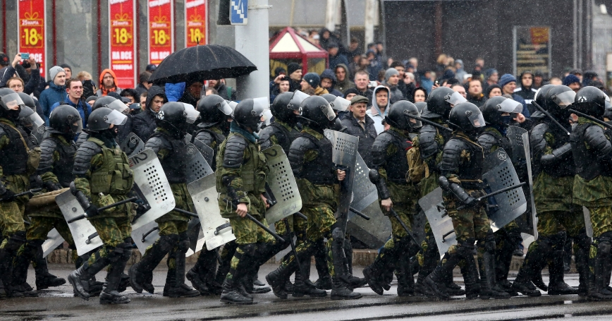 Belarus: between Russia and the West