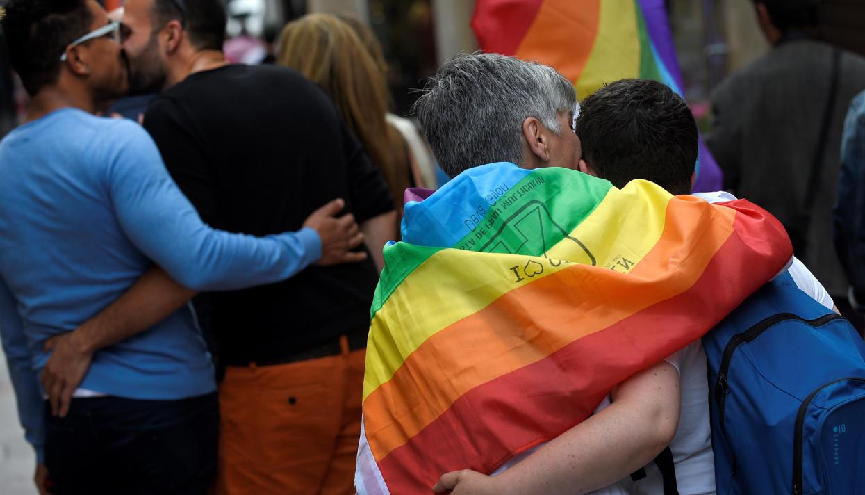 Религия не осуждающая гомосексуализм