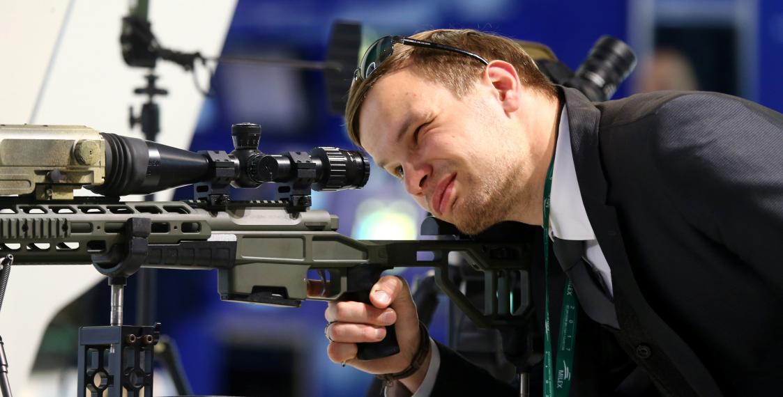 Belarus ranked No18 among world's arms exporters