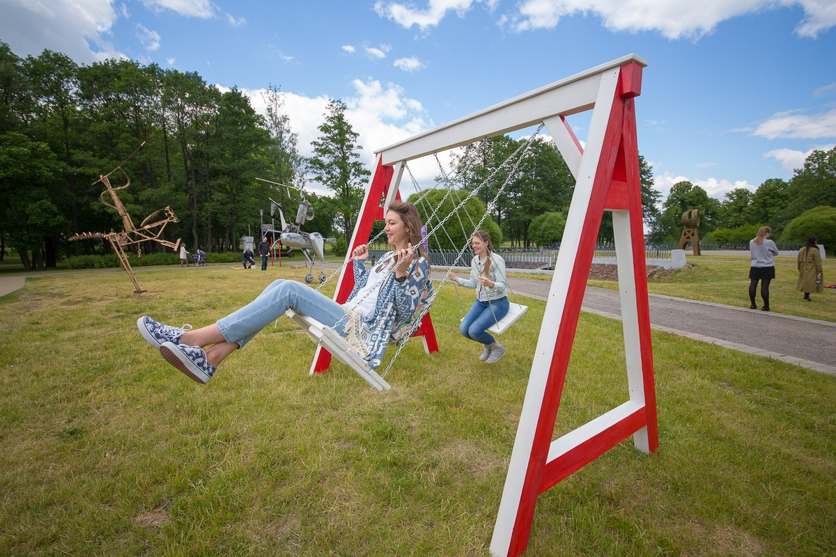 New place for creative selfies: Art Island re-opens in Minsk