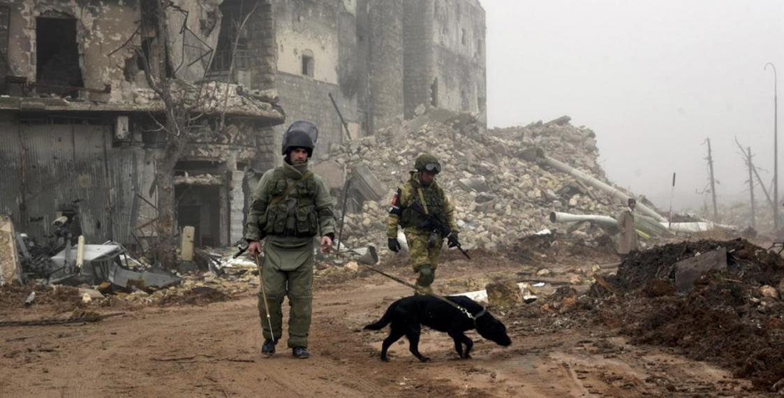 Will Belarus soldiers end up in Syria?
