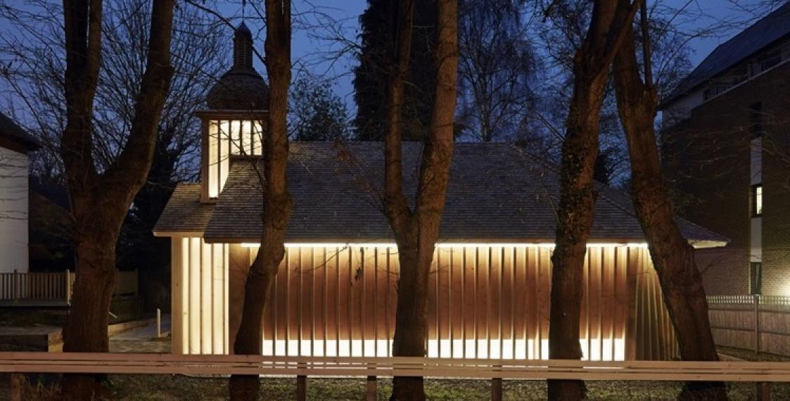 Belarusian chapel in London wins prestigious architecture award
