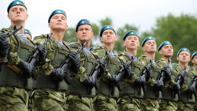 Belarus at 'war' with imaginary country of Veyshnoria