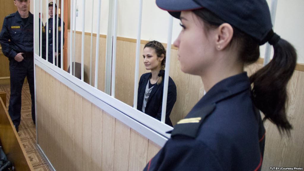 Belarusian court convicts woman of manslaughter in daughter's death after home birth