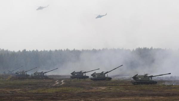 Украинские военные сообщили онарушениях при организации учений «Запад-2017»