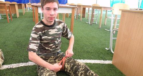 Russia kidnaps a Ukrainian in Belarus undermining Belarus's reputation