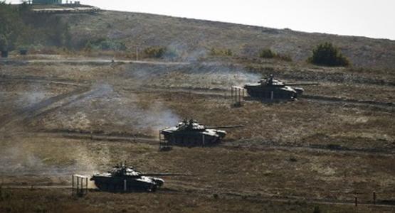 Научениях «Запад-2017» замечены скоростные танки