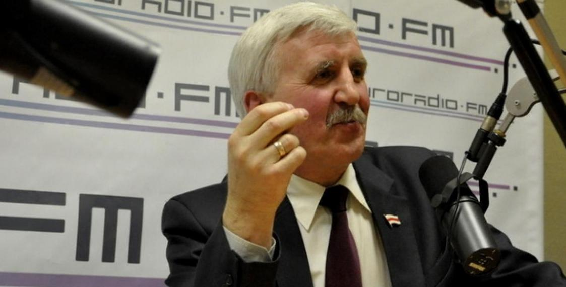 Ryhor Kastusyou becomes BFP Party leader