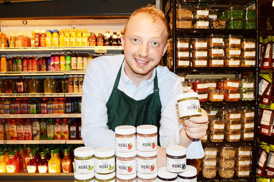 Belarusian Buzz: He Sells Raw Honey, Aims To Be Most Transparent Company In Unregulated Industry