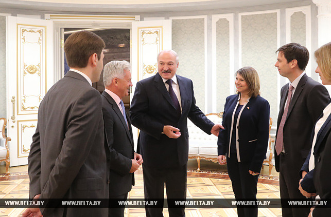 Is the United Kingdom finally interested in Belarus?