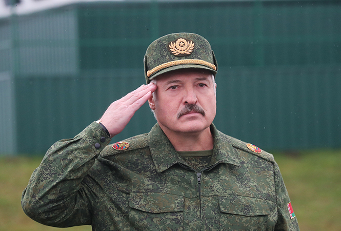 Lukashenka places probe into conscript soldier's death under his supervision