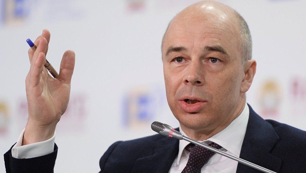 Силуанов связал высокую долю расходов наоборону с«политическими нападками» на РФ