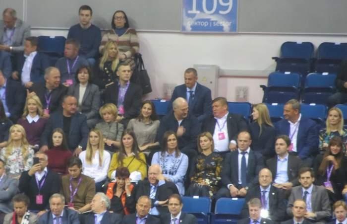 Лукашенко пожелал удачи белорусским теннисисткам наКубке Федерации