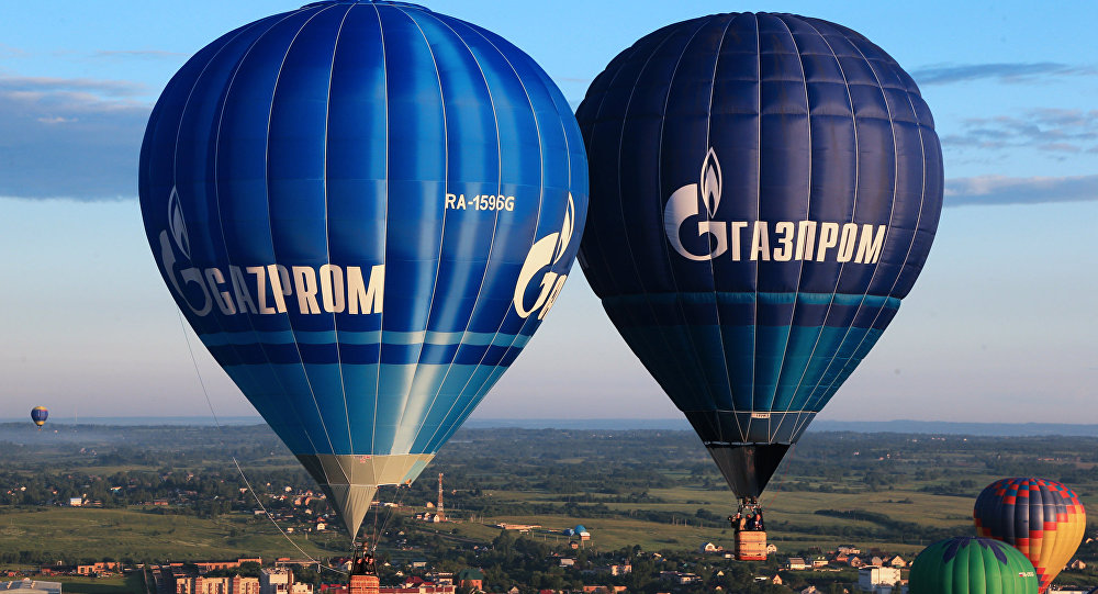 Транзит газа через Украинское государство достиг семилетнего максимума