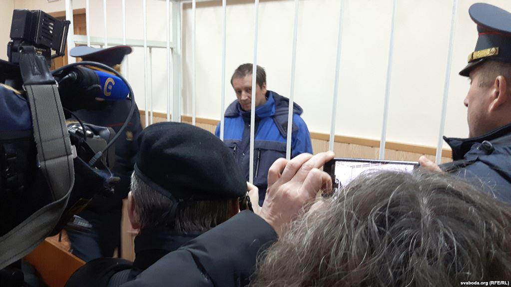 Russian Priest Gets Prison Term In Belarus On Pimping, Human Trafficking Charges