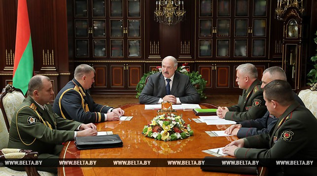 Month after: Lukashenka comments on death of Belarus army conscript