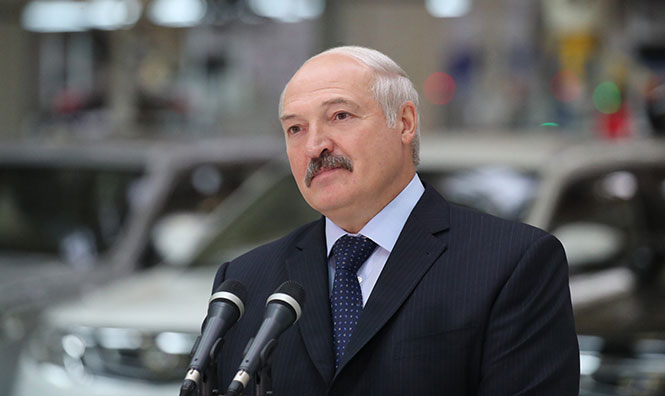 My Dream Come True! Lukashenko Attends Belarus-Made Geely Cars Factory Opening