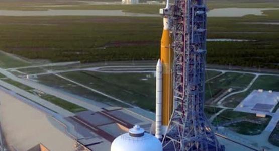 НАСА представило сверхтяжелую ракету для миссии наМарс