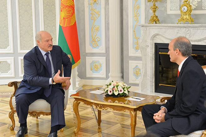 'Stay united!' Lukashenka set to deepen cooperation with Venezuela's Maduro