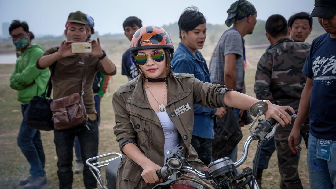 Soviet-made Minsk motorcycles make a comeback in Hanoi