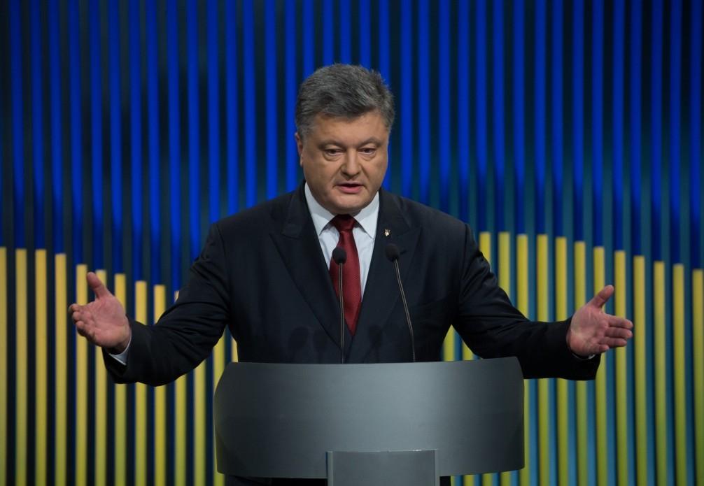 Подвиг украинских «киборгов» превзошел славу трехсот спартанцев— Порошенко