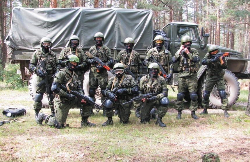 Minsk silently builds a new army