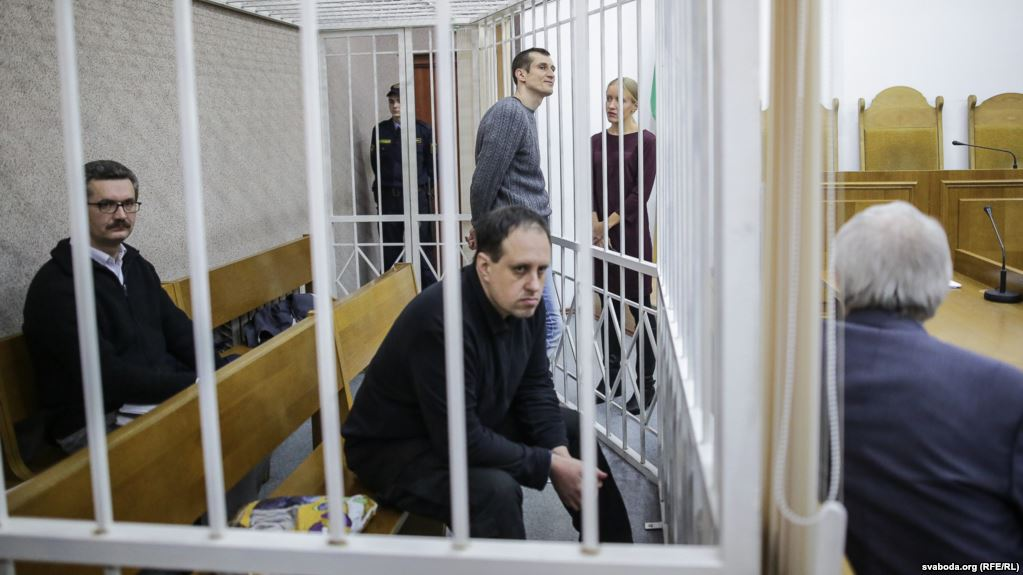Authors Of Articles For Russian News Agency On Trial In Belarus