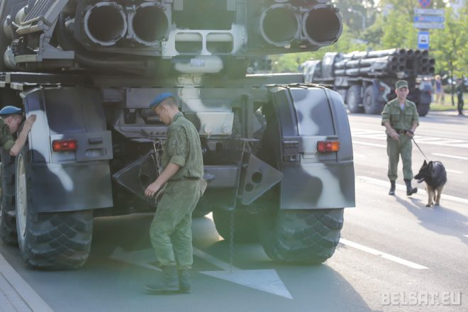 Belarus and Russia to spend 20.5 mln USD on joint military facilities