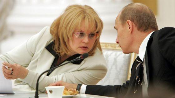 Ходорковский призвал Памфилову нерегистрировать кандидатуру В.Путина