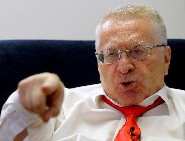 Жириновский рассчитывает получить 30 процентов навыборах— Попытка номер шесть