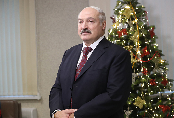 President Lukashenko To Visit 5 Countries Of American Continent In 2018
