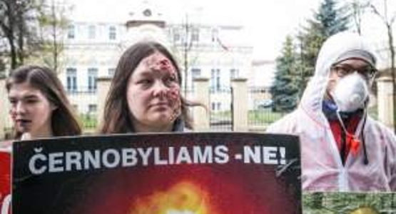 Will the West join the Lithuania's crusade against Belarus NPP?