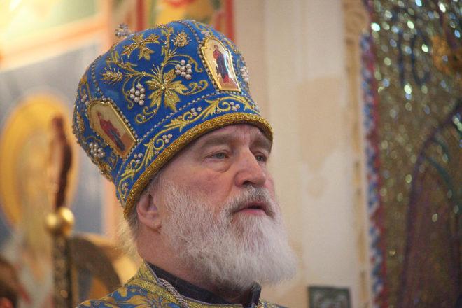 Metropolitan Paul: Orthodox and Catholics have different God