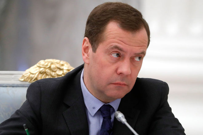 Russian PM: Earthquake during EEU meeting is 'sign from God' for Belarus