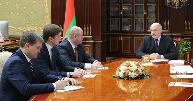Лукашенко обновил руководство Белтелерадиокомпании, СТВ и«СБ»