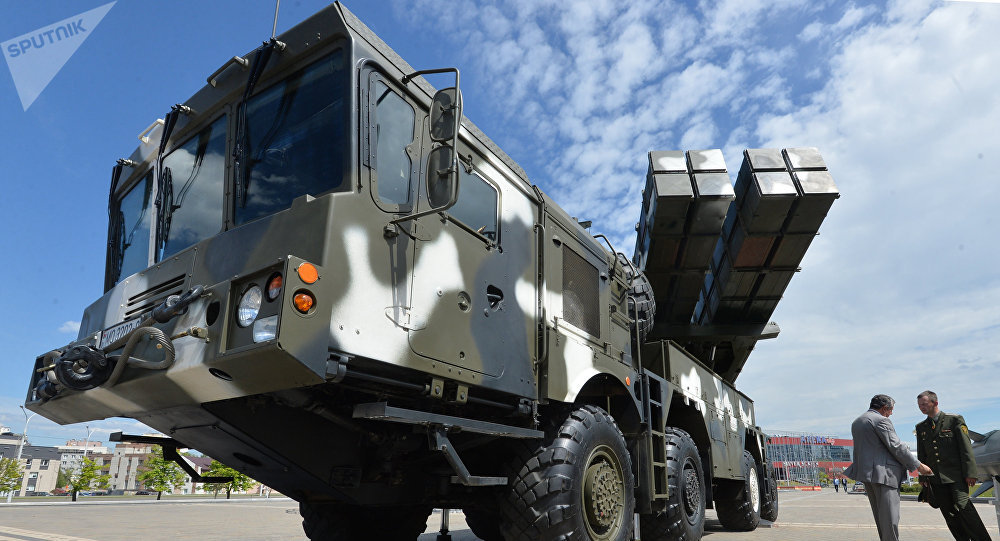 Belarusian arms exports grow with new rockets and missiles planned