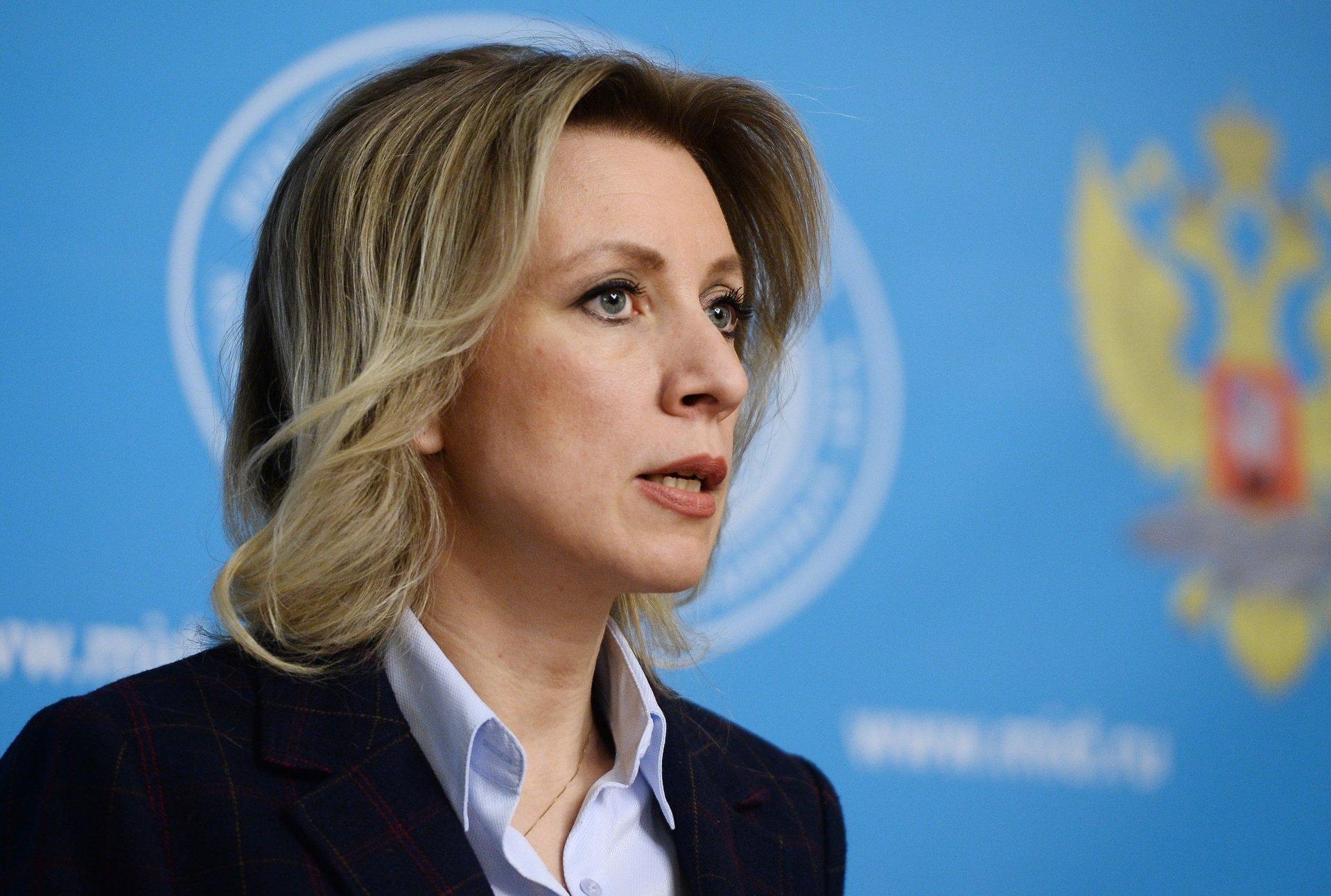 Захарова: Киеву надо обеспечить права жителям Донбасса, чтобы вернуть их лояльность