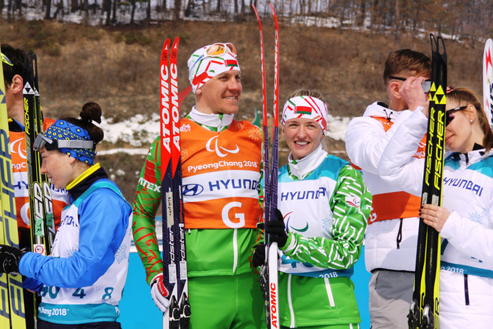 Gold And Silver! Belarusian Paralimpian Athletes Win 2 More Medals In Pyeongchang