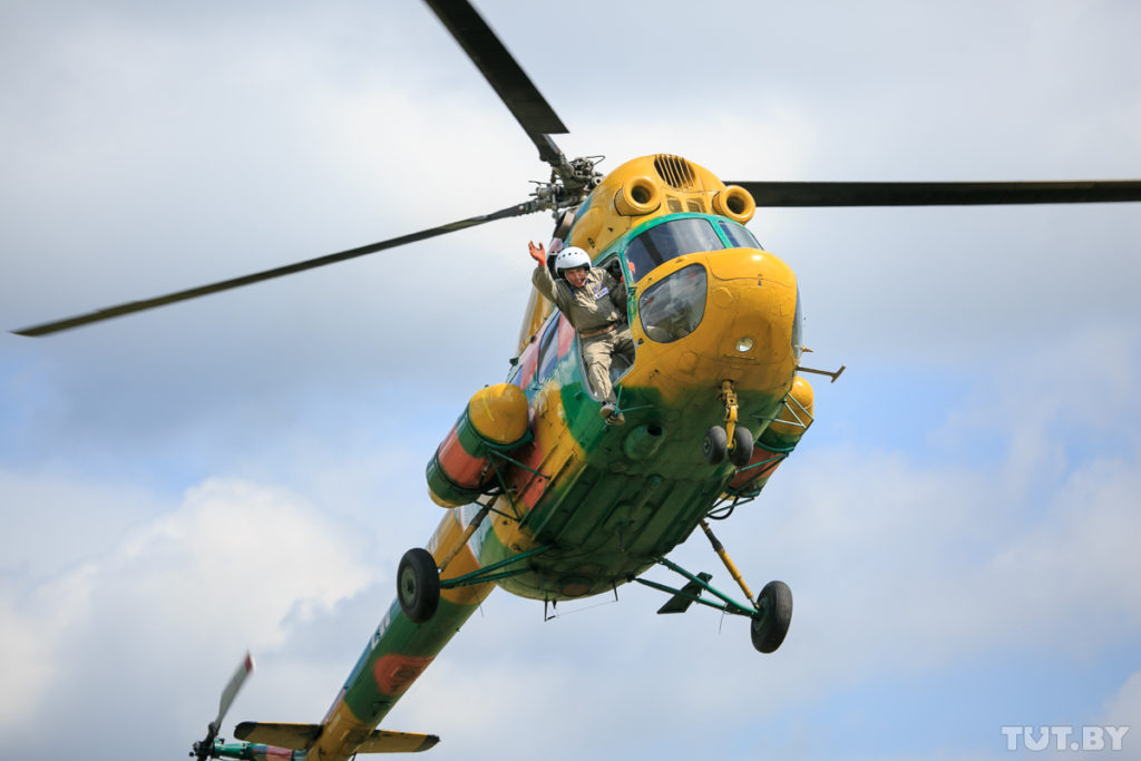For The 1st Time! World Helicopter Championship To Take Place In Minsk