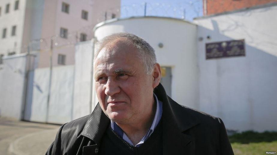 Защитники прав человека в Беларуси сказали озадержании оппозиционера Статкевича