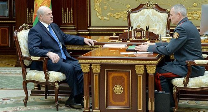 Лукашенко выразил сожаления Путину всвязи с катастрофой вКемерове