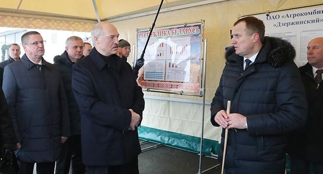 Лукашенко порекомендовал белорусам искать замену РФ